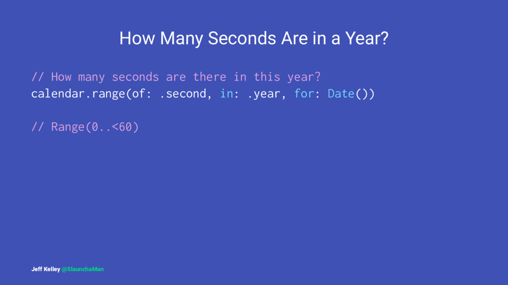 How Many Seconds Are in a Year? // How many sec...