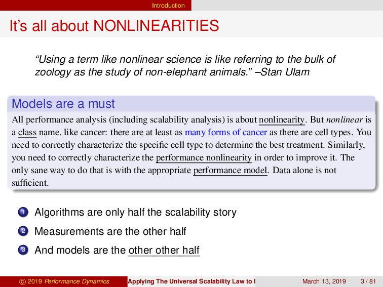 "Introduction It's all about NONLINEARITIES ""Usi..."