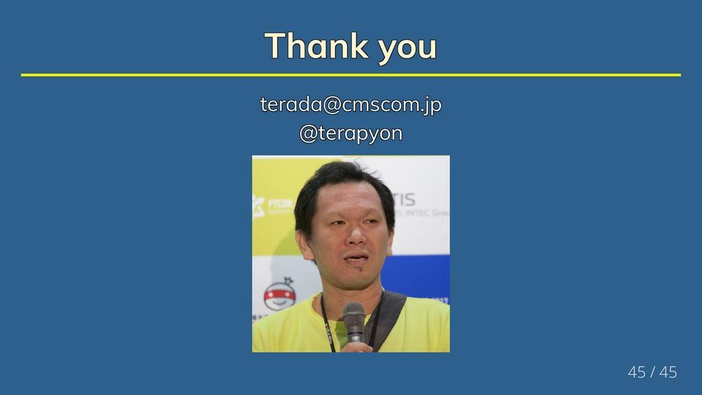 Thank you Thank you Thank you Thank you Thank y...