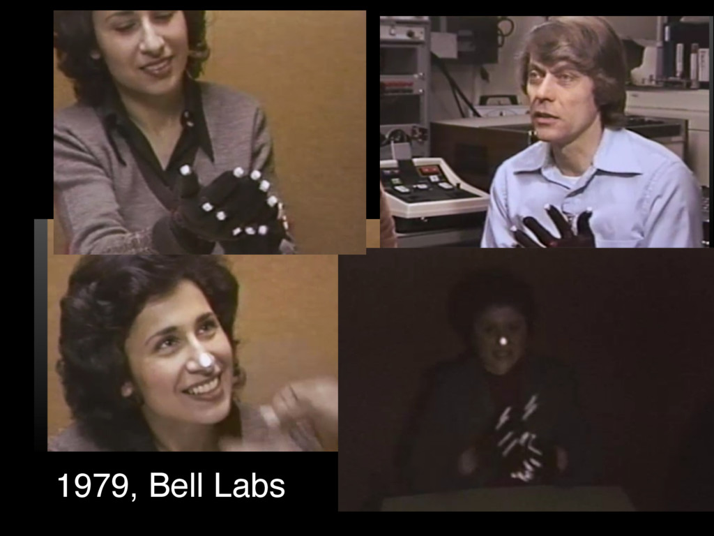 1979, Bell Labs