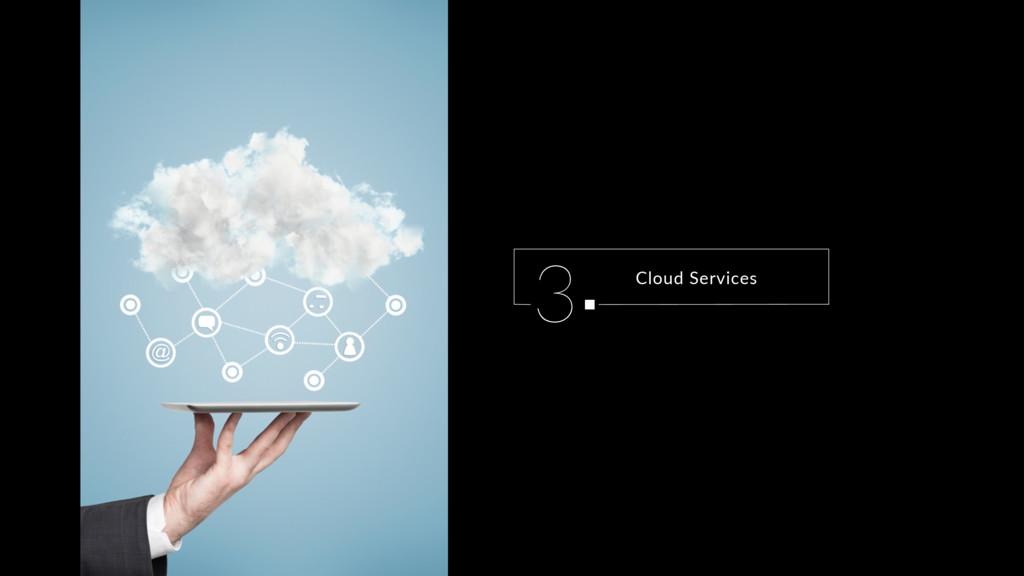 Cloud Services 3