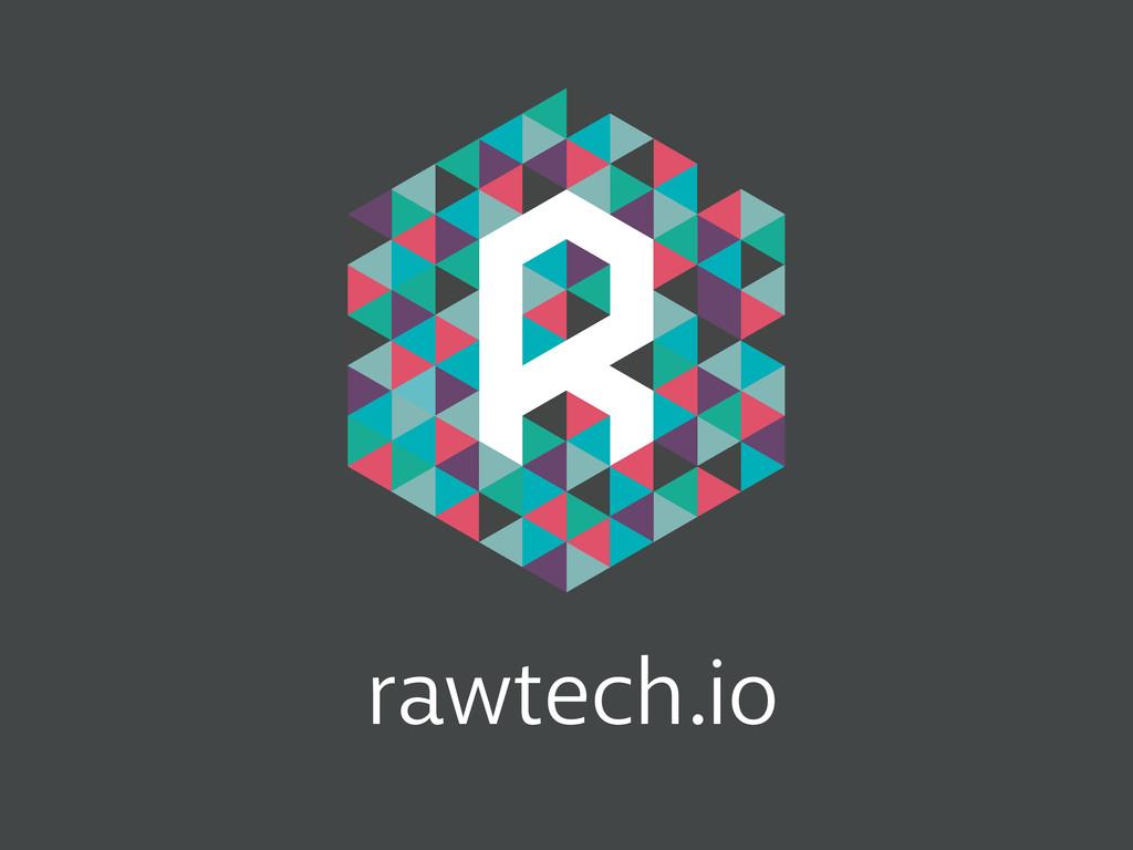 rawtech.io