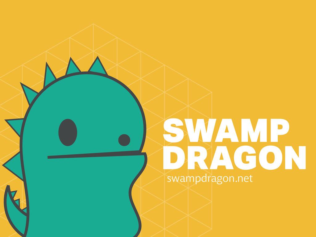 SWAMP DRAGON swampdragon.net