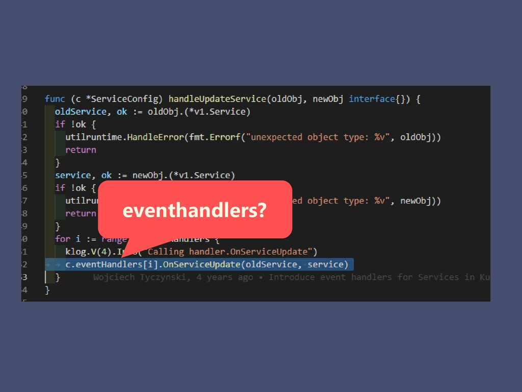 eventhandlers?