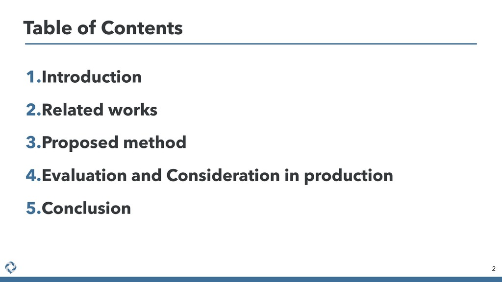 1.Introduction 2.Related works 3.Proposed metho...