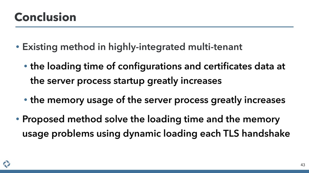 • Existing method in highly-integrated multi-te...