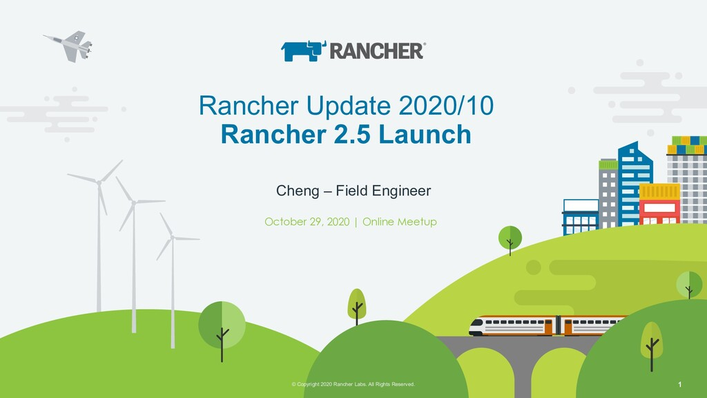 © Copyright 2020 Rancher Labs. All Rights Reser...