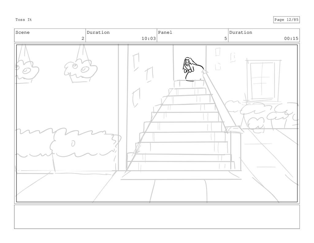 Scene 2 Duration 10:03 Panel 5 Duration 00:15 T...
