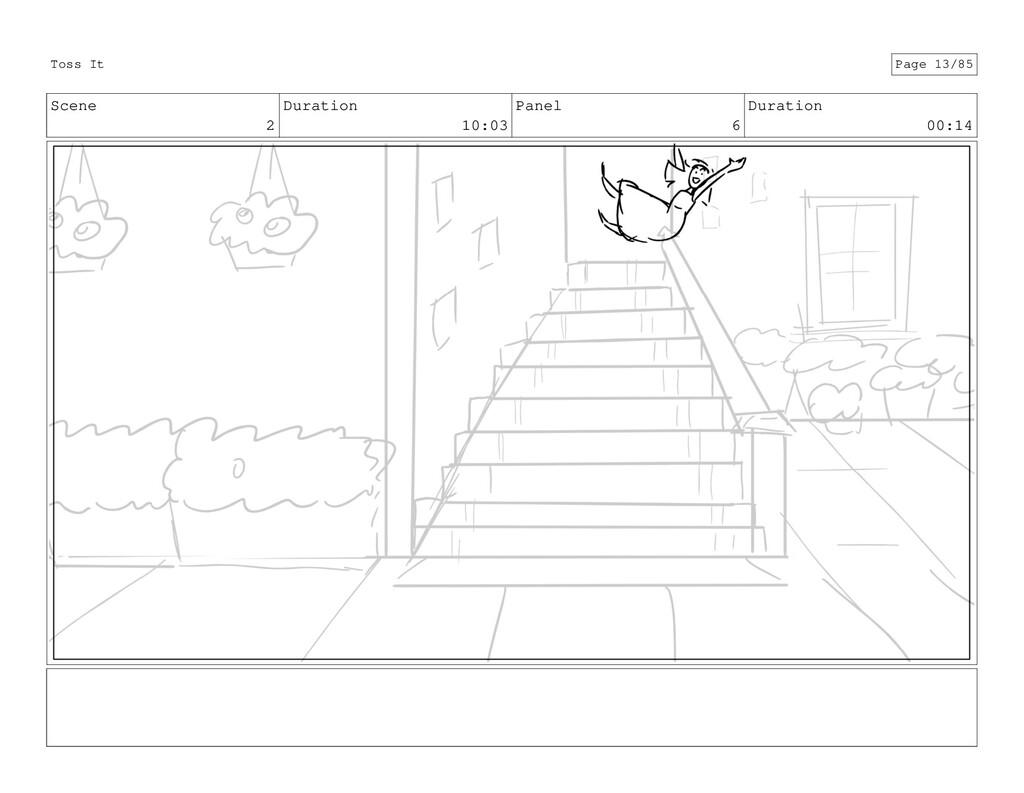 Scene 2 Duration 10:03 Panel 6 Duration 00:14 T...