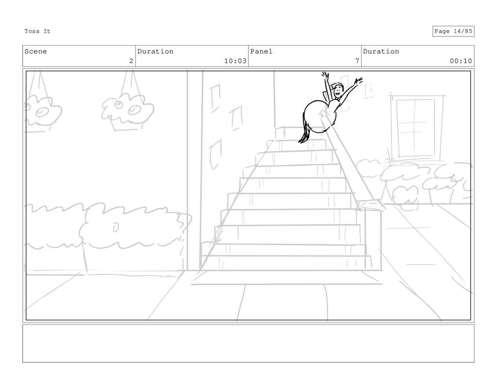 Scene 2 Duration 10:03 Panel 7 Duration 00:10 T...