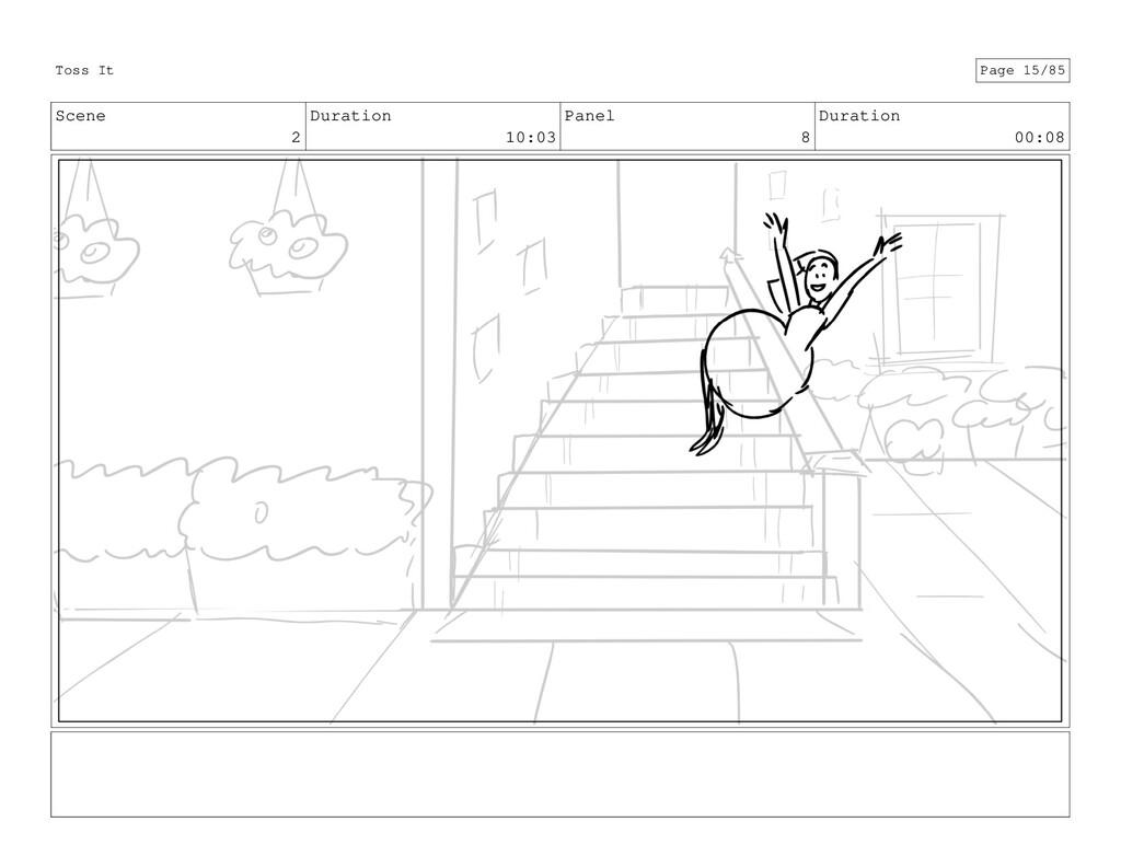 Scene 2 Duration 10:03 Panel 8 Duration 00:08 T...