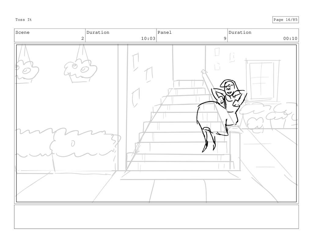Scene 2 Duration 10:03 Panel 9 Duration 00:10 T...