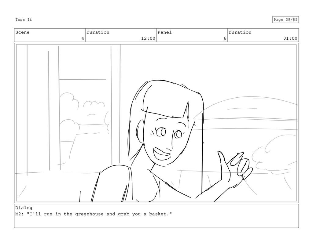Scene 4 Duration 12:00 Panel 6 Duration 01:00 D...