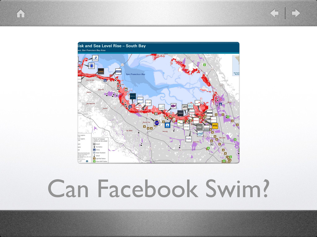 Can Facebook Swim?