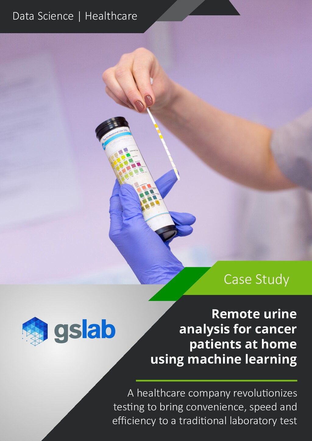 Case Study Remote urine analysis for cancer pat...