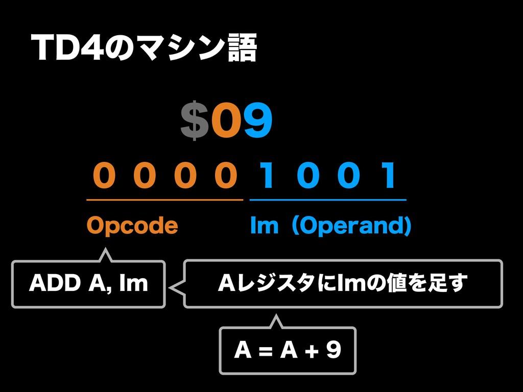 5%ͷϚγϯޠ 0QDPEF     *Nʢ0QFSBOE      ...