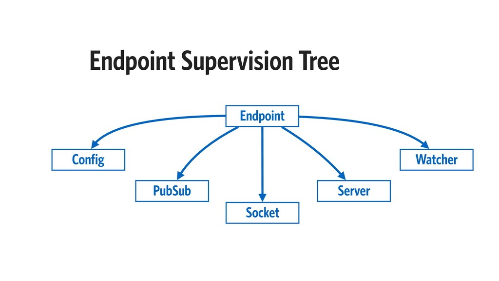 Endpoint Supervision Tree Config PubSub Watcher...