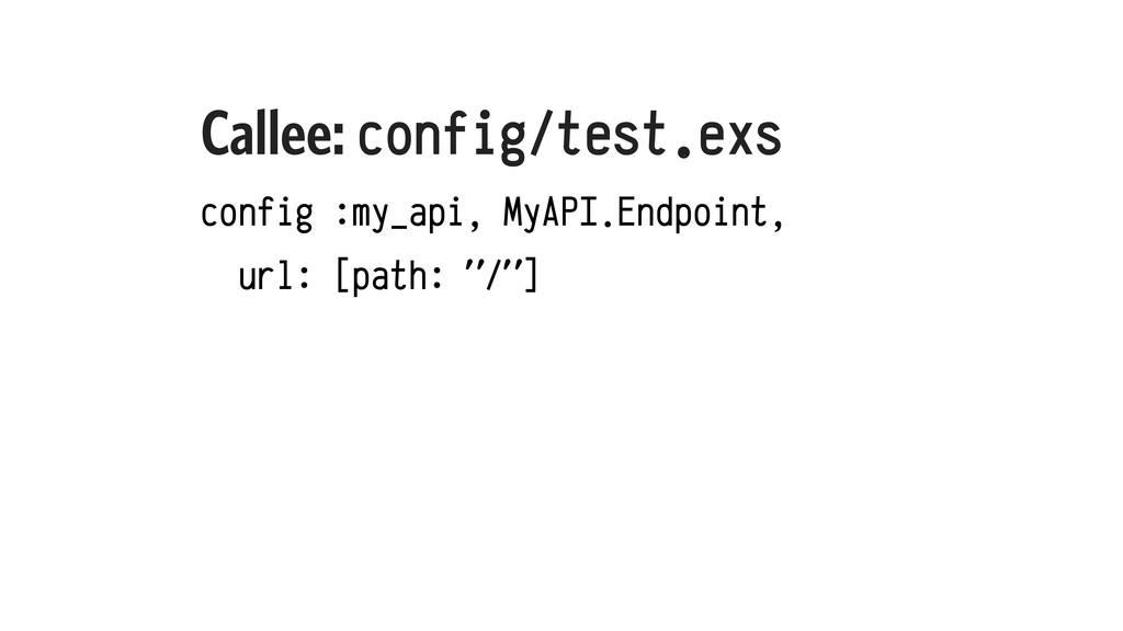 Callee: config/test.exs config :my_api, MyAPI.E...