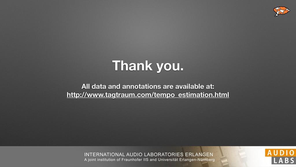 INTERNATIONAL AUDIO LABORATORIES ERLANGEN A joi...