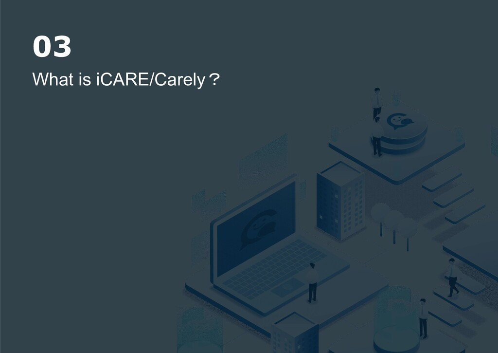 03 What is iCARE/Carely?