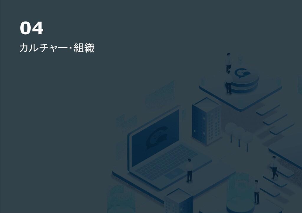 04 カルチャー・組織