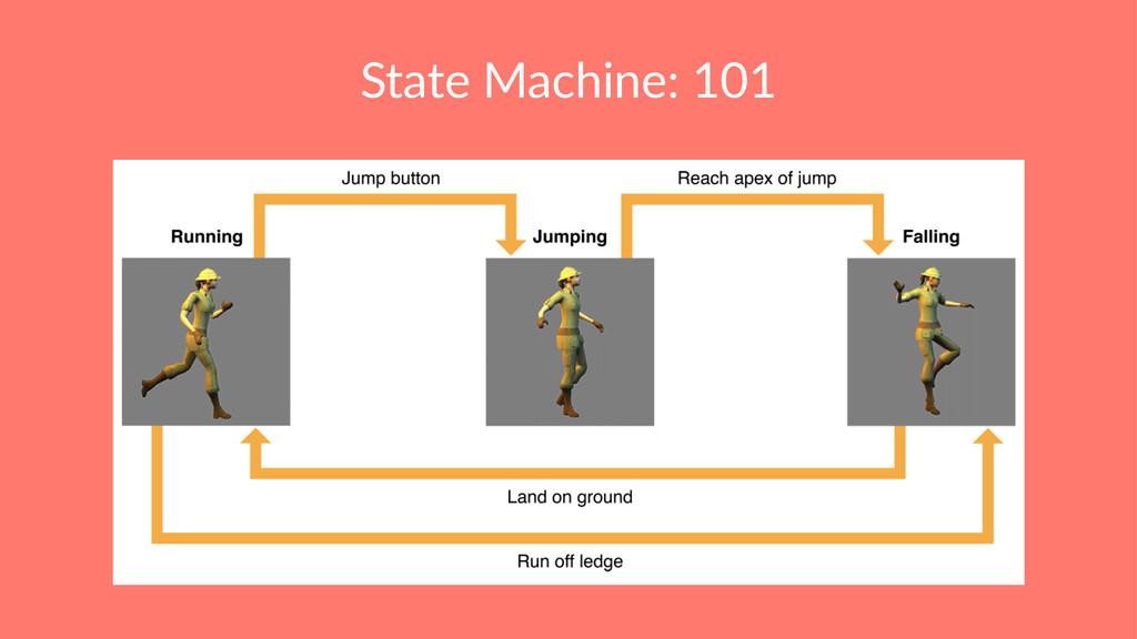 State Machine: 101