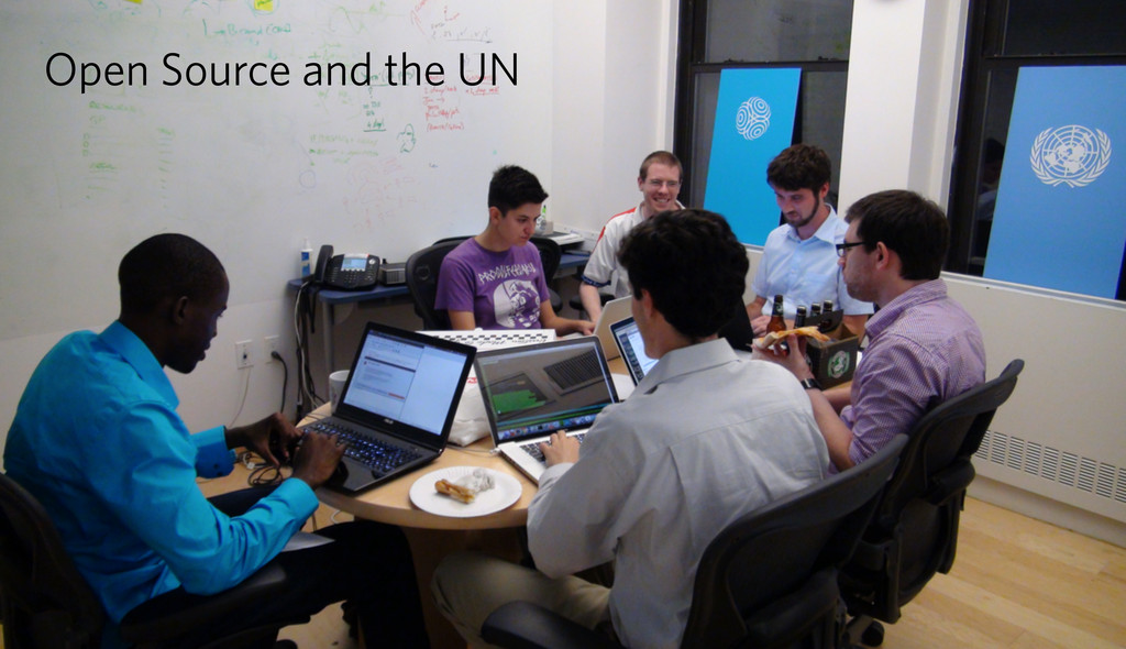 Open Source and the UN
