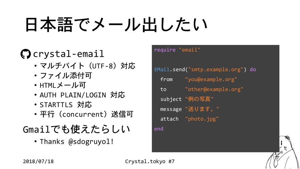 %(   crystal-email • UTF-8# • ...