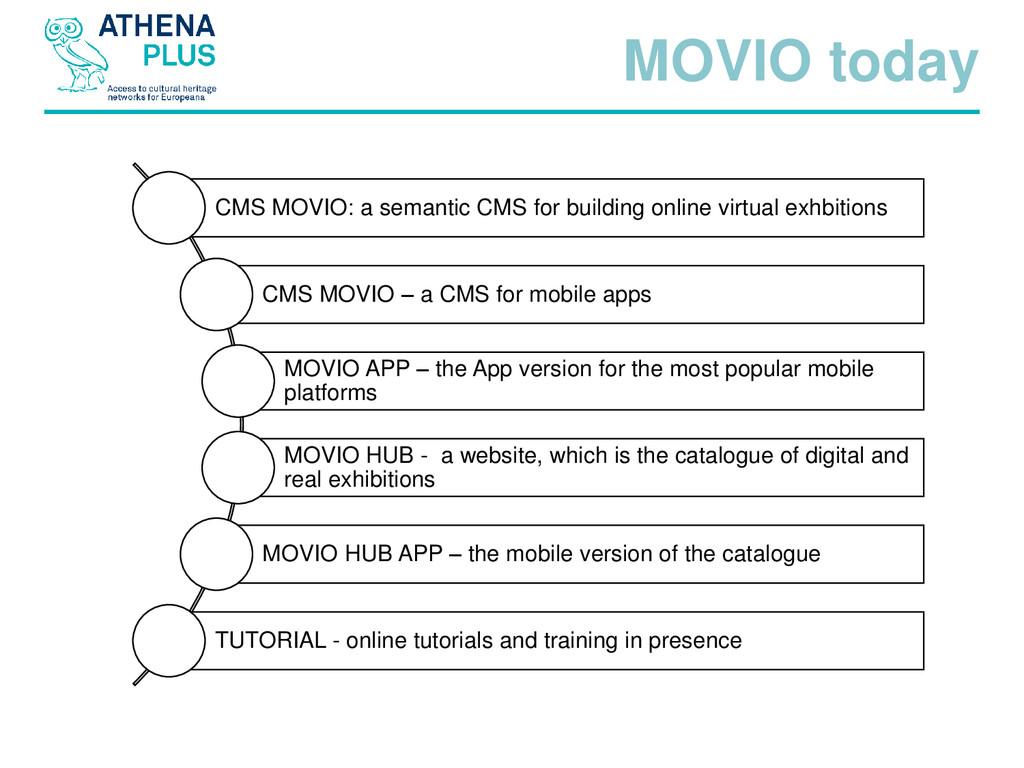 CMS MOVIO: a semantic CMS for building online v...