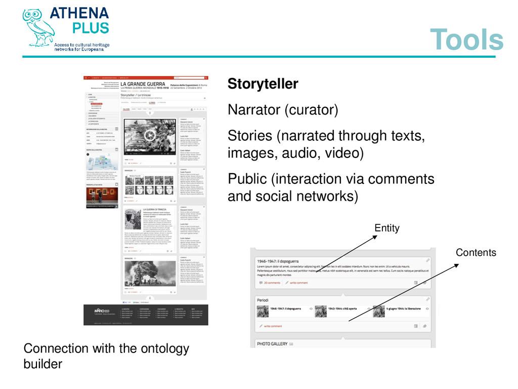 Storyteller Narrator (curator) Stories (narrate...