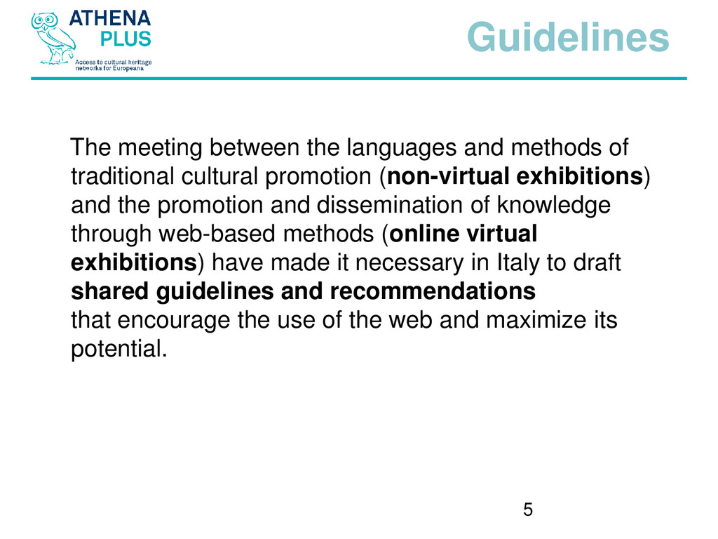 The meeting between the languages and methods o...