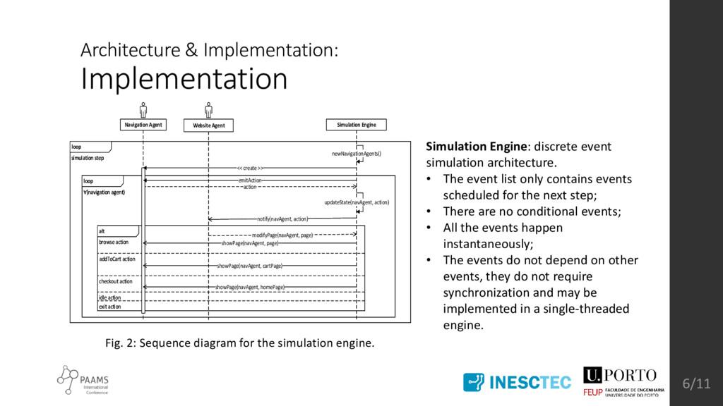 Architecture & Implementation: Implementation F...