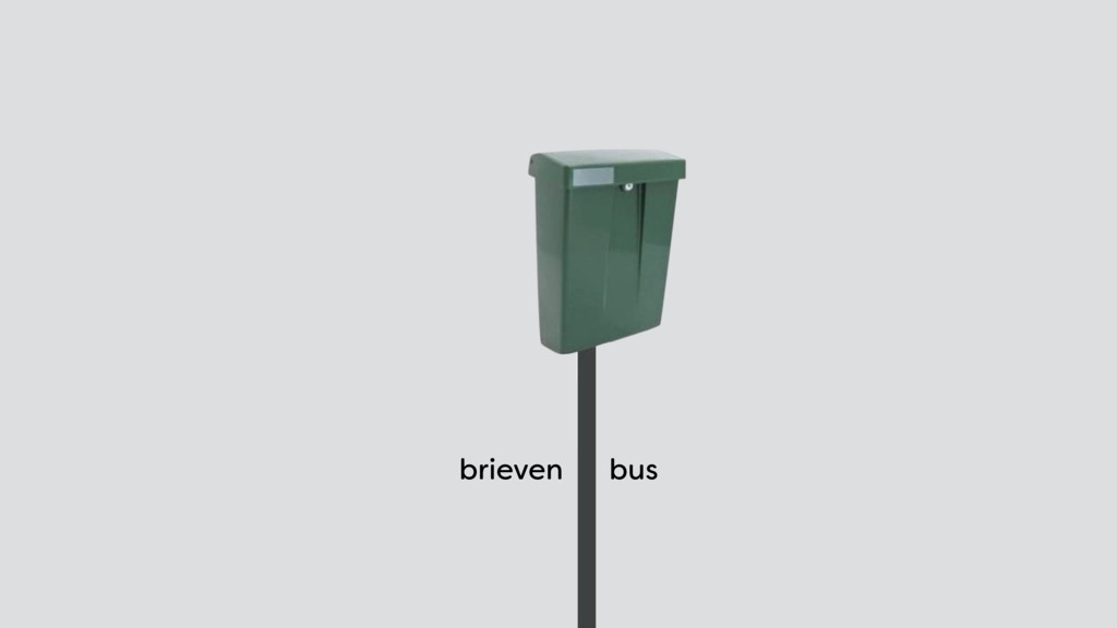 brieven bus