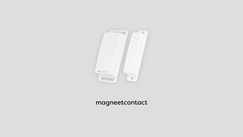 magneetcontact