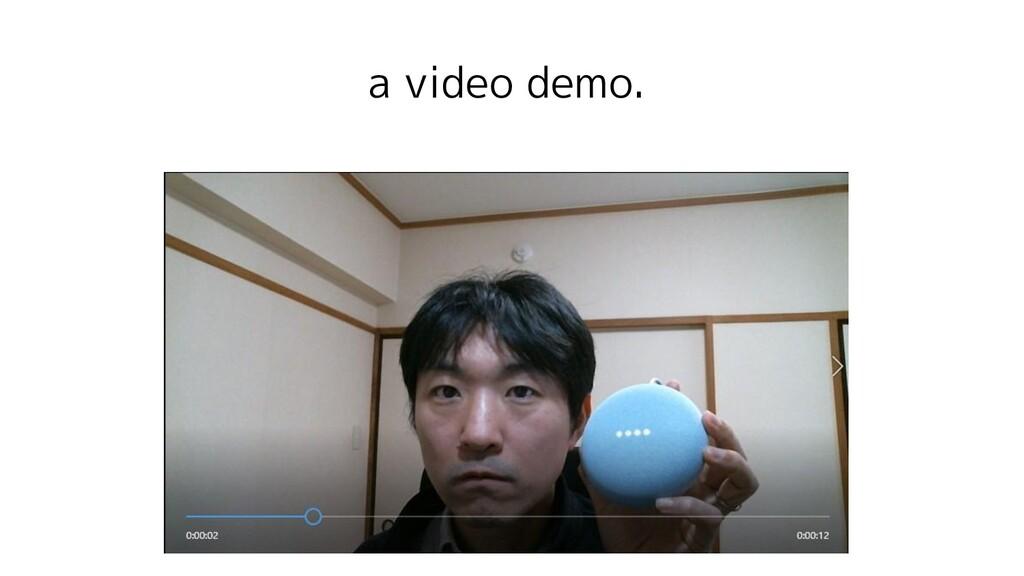 a video demo.