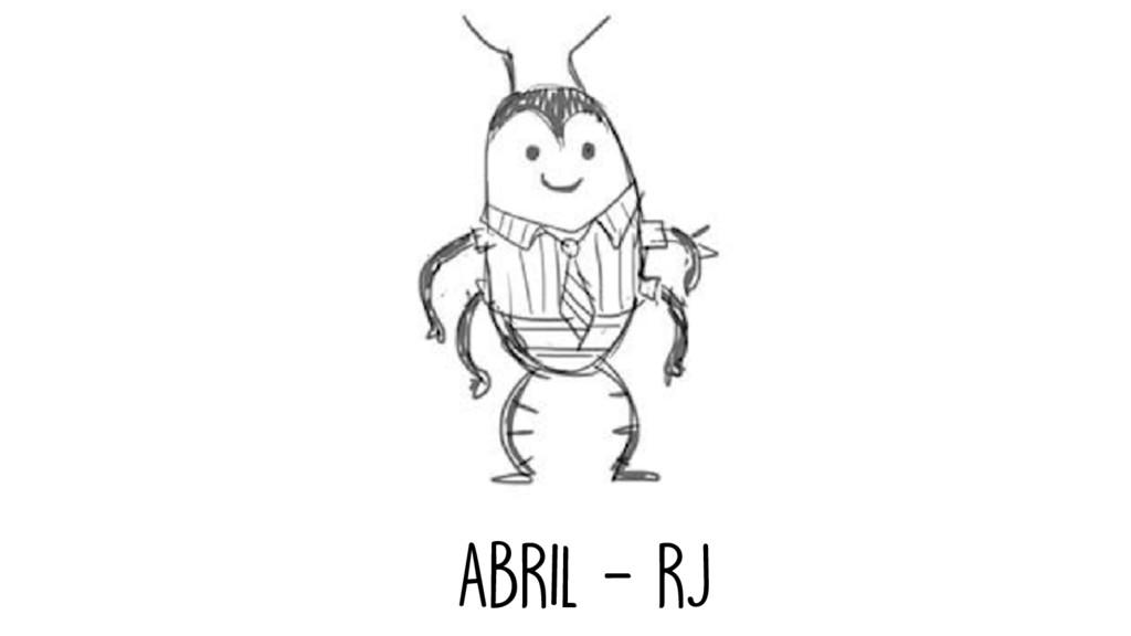 ABRIL - RJ