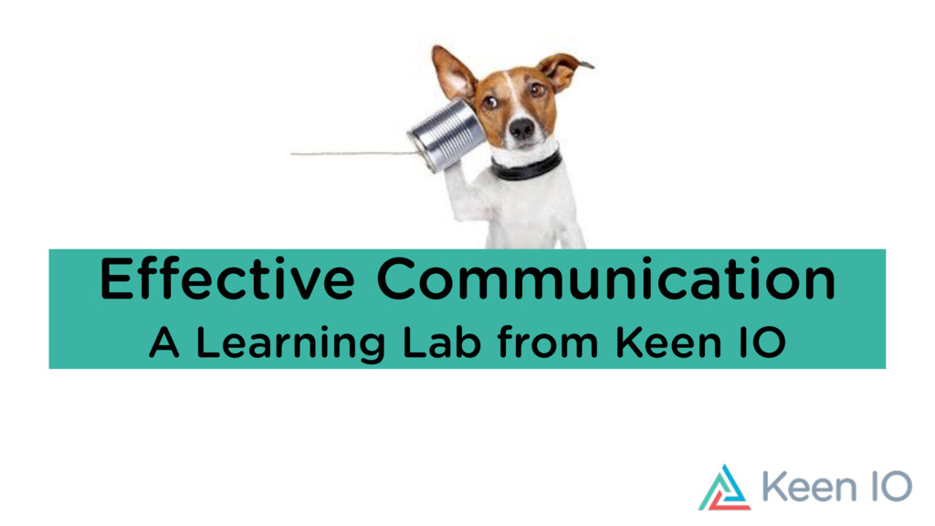 Effective Communication A Learning Lab from Kee...