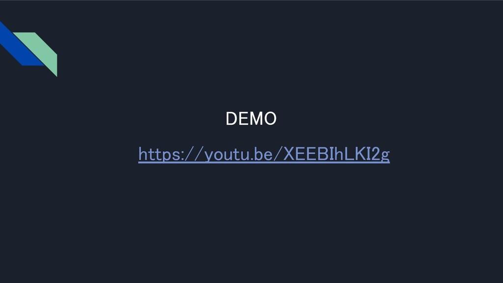 DEMO https://youtu.be/XEEBIhLKI2g