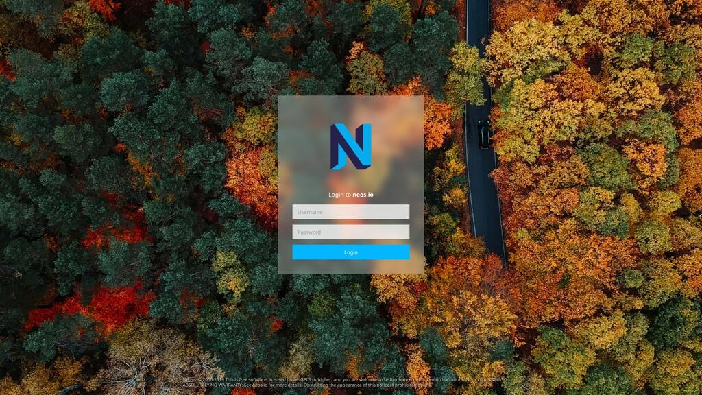 Fusion Beginner Neos Meetup.key