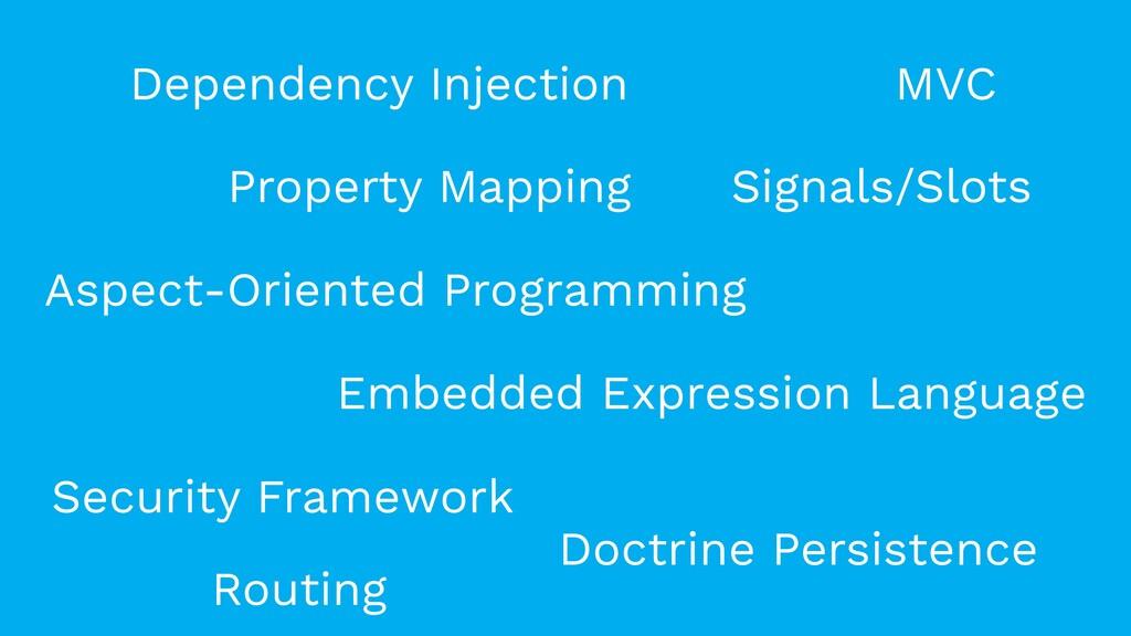 Dependency Injection MVC Aspect-Oriented Progra...