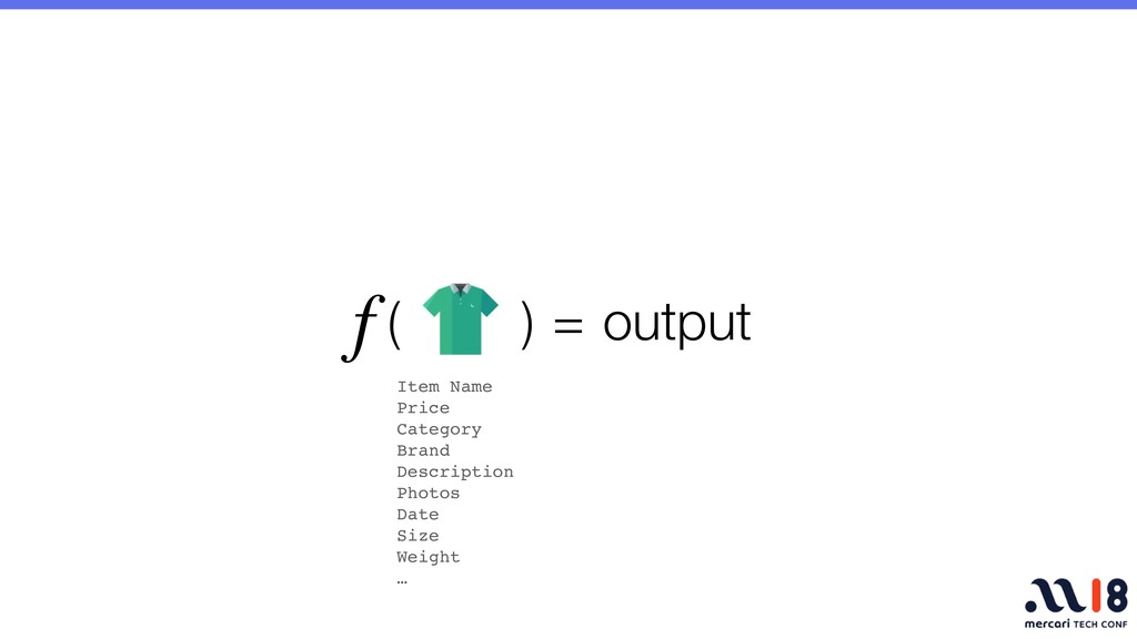 f ( ) output = Item Name Price Category Brand D...