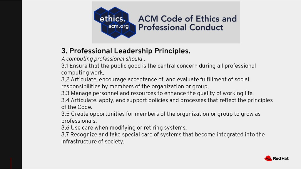 3. Professional Leadership Principles. A comput...