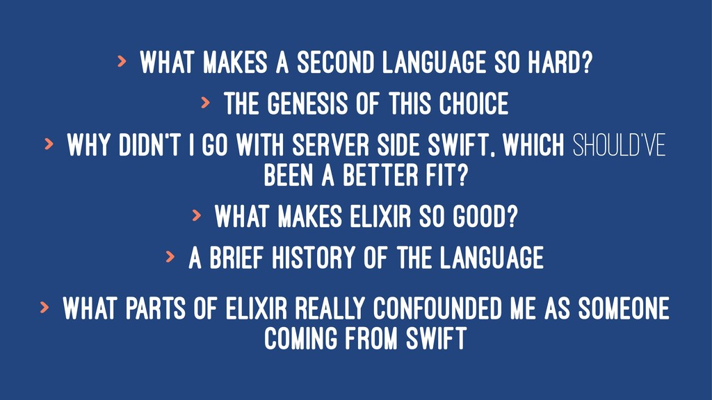 > What makes a second language so hard? > The g...
