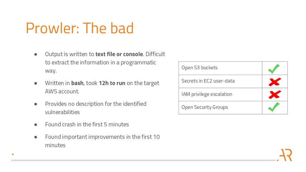 Open S3 buckets Secrets in EC2 user-data IAM pr...