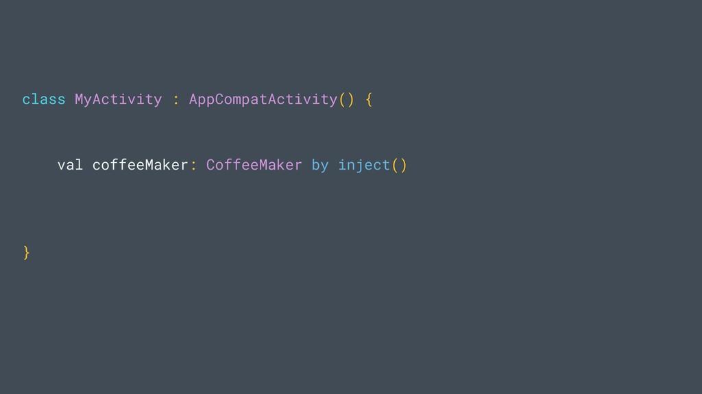 class MyActivity : AppCompatActivity() { val co...
