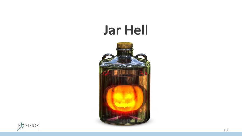 Jar Hell 10