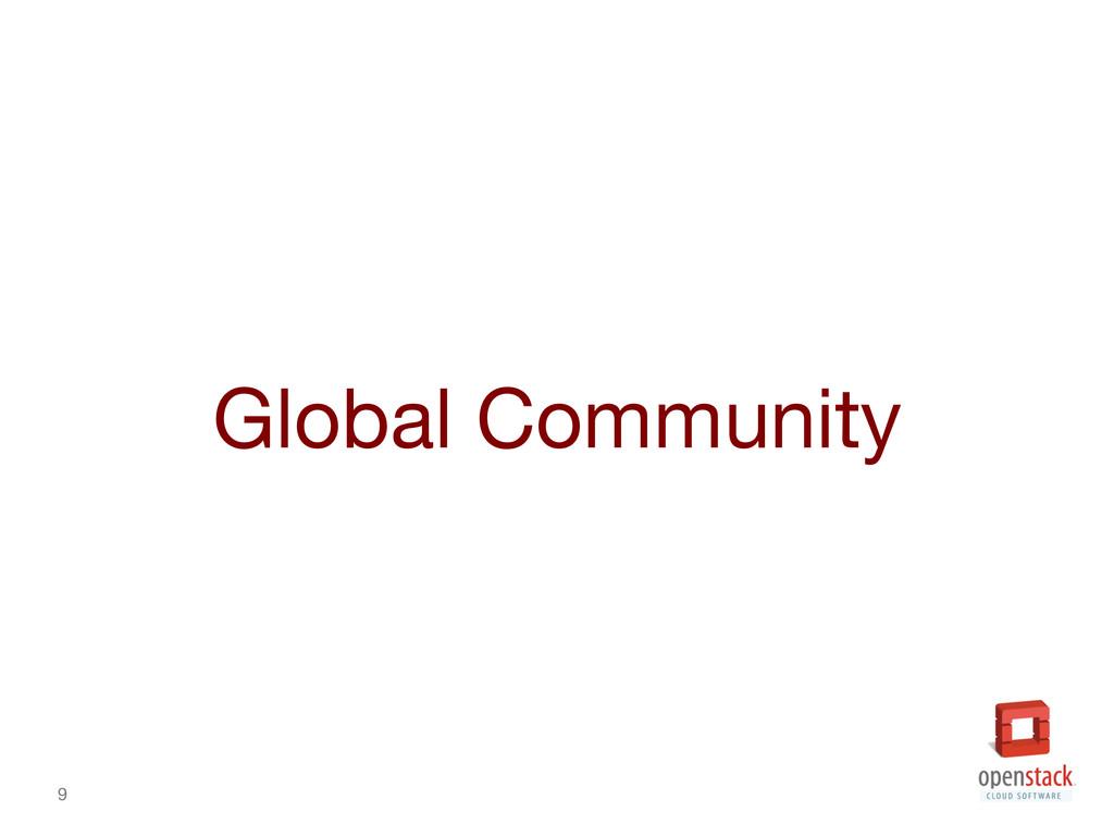 9 Global Community