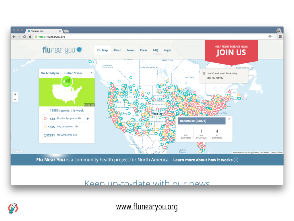 www.flunearyou.org
