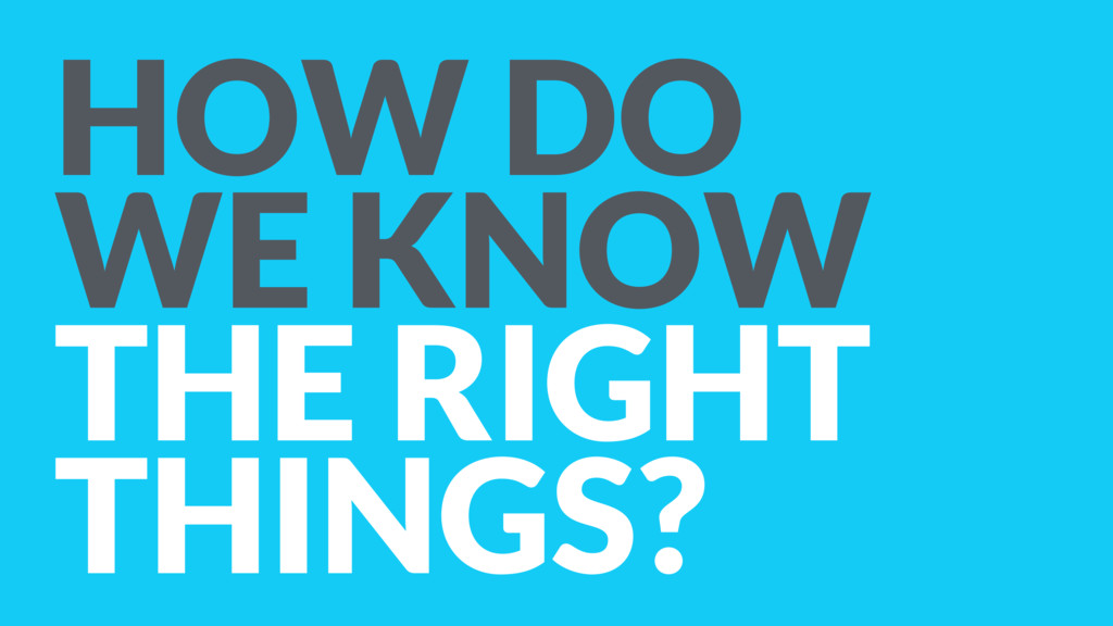 HOW DO 