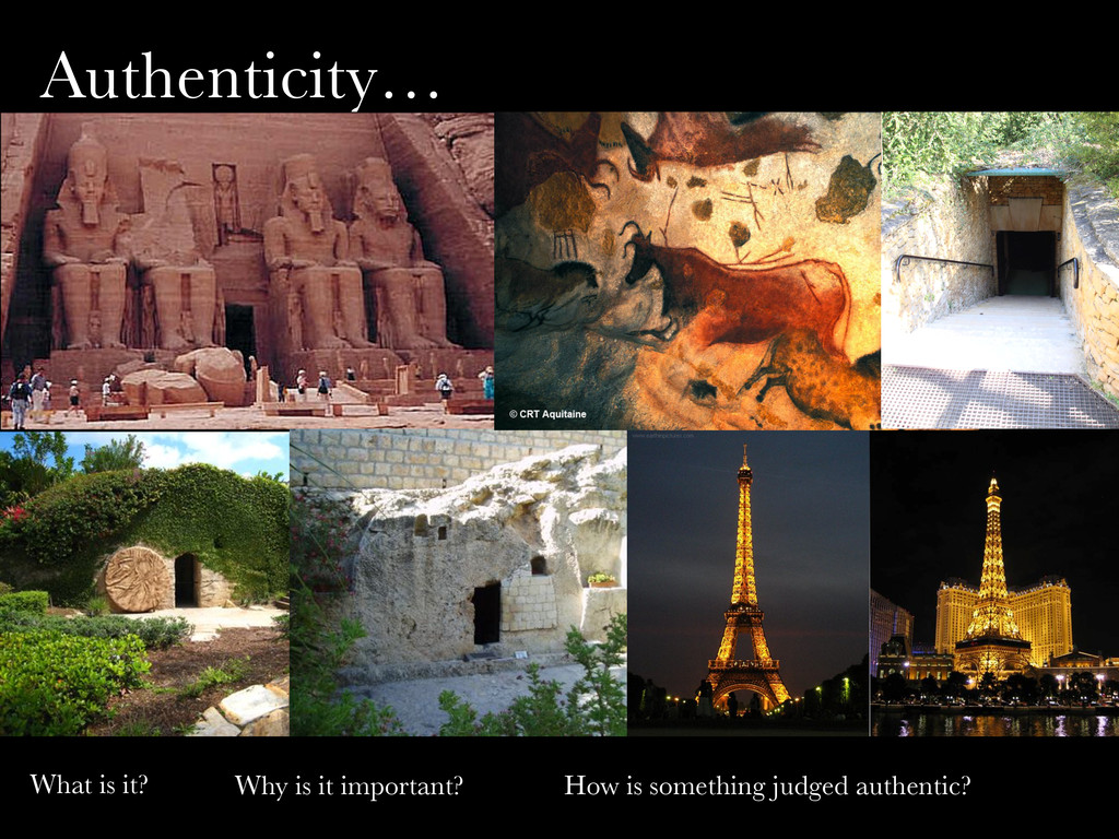 Authenticity… What is it? Why is it important...